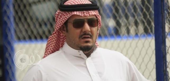 معاقبة رجل أمن منع الأمير نواف بن سعد رئيس نادي الهلال من دخول الملعب