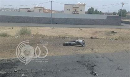 إصابة مواطن وابنته إثر سقوط مقذوفات قادمة من الأراضي اليمنية على جازان