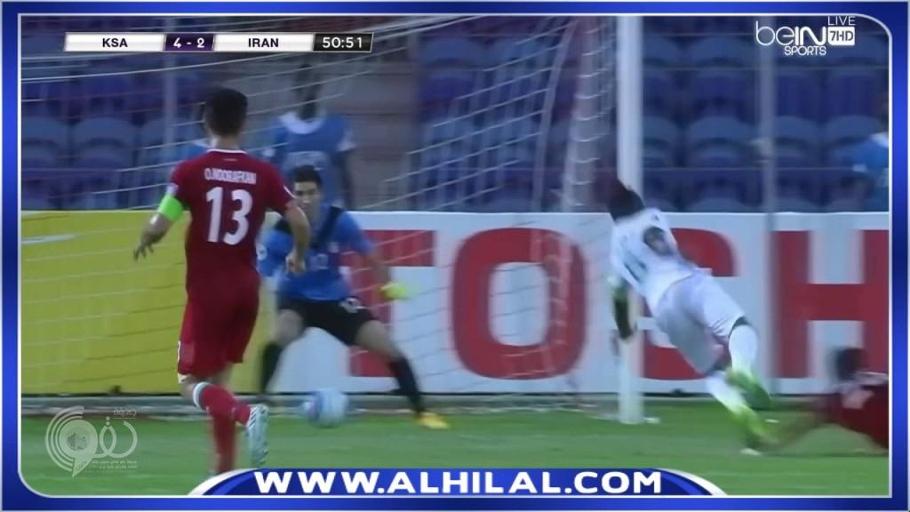 بعد الفوز على العراق.. الأخضر الشاب يفوز على إيران بـ 6 أهداف ويصعد لنهائي كأس آسيا ( فيديو )
