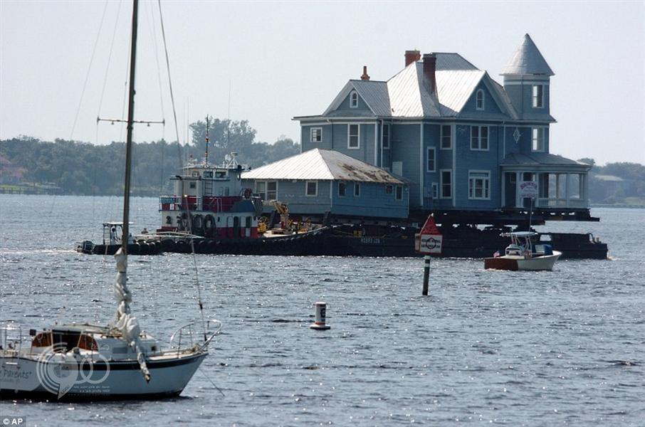 بالصور.. منزل تم شراؤه بدولار واحد يُعرض للبيع مقابل 2.4 مليون دولار