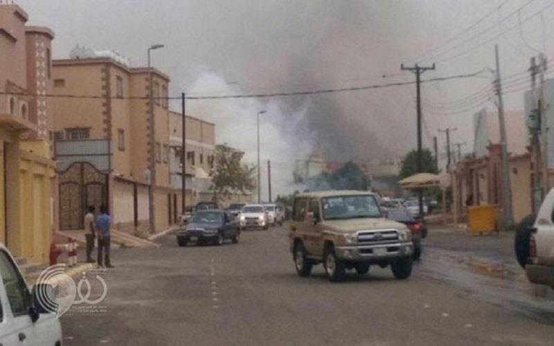 إصابة 5 مواطنين وتضرر مسجد إثر سقوط مقذوفات حوثية على الطوال