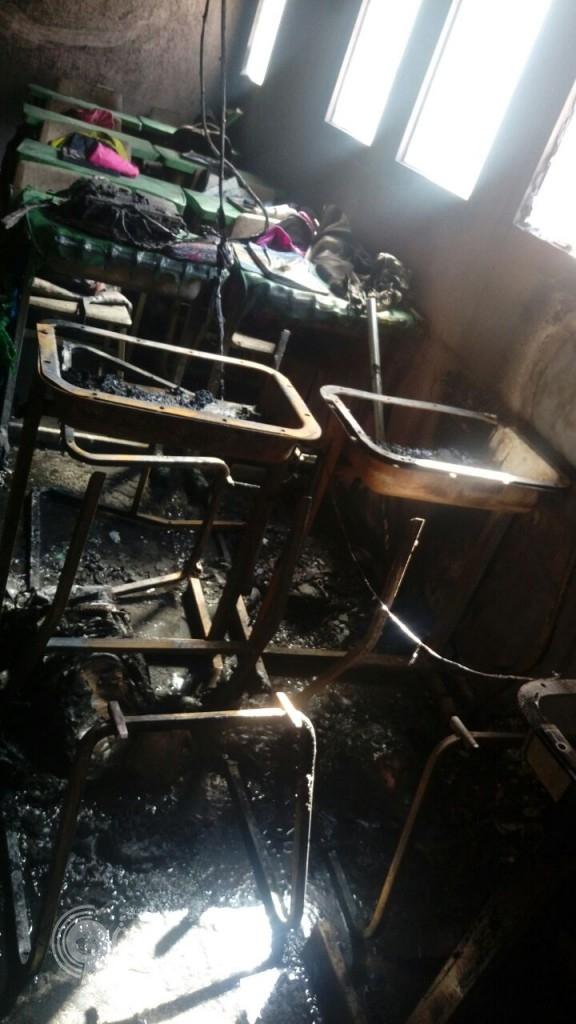 تعليم تبوك ينفي وقوع إنفجار داخل مدرسة