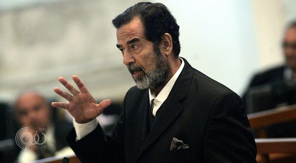 """فيديو: """"قذاف الدم"""" يفجر مفاجأة عن مقتل صدام حسين"""