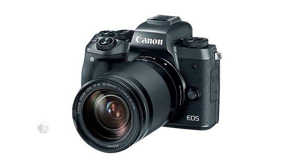 """""""كانون"""" تطلق كاميرتها الرقمية الجديدة EOS M5"""