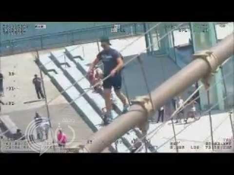 """""""سيلفي"""" على جسر بروكلين يتسبب باعتقال سعودي بنيويورك – فيديو"""