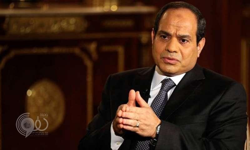 ماذا قال الرئيس المصري عن العلاقات مع السعودية ؟!
