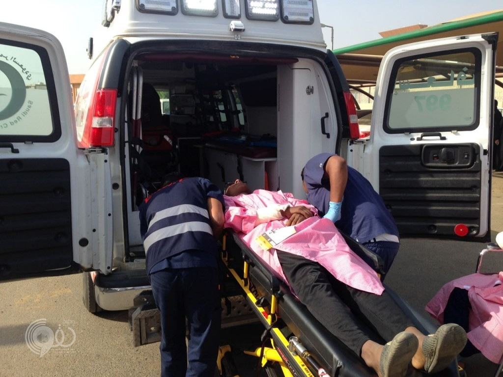 وفاة شخصين وإصابة خمسة آخرين في حريق بمستشفى ضمد العام