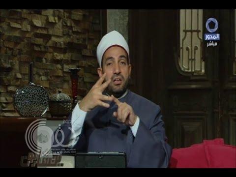 بالفيديو.. داعية مصري يثير الجدل بحديثه عن زواج النبي من مريم العذراء في الجنة!