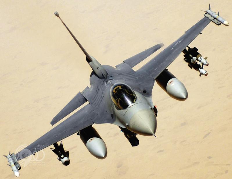 عاجل .. سقوط طائرة F16 أردنية في نجران ونجاة قائدها