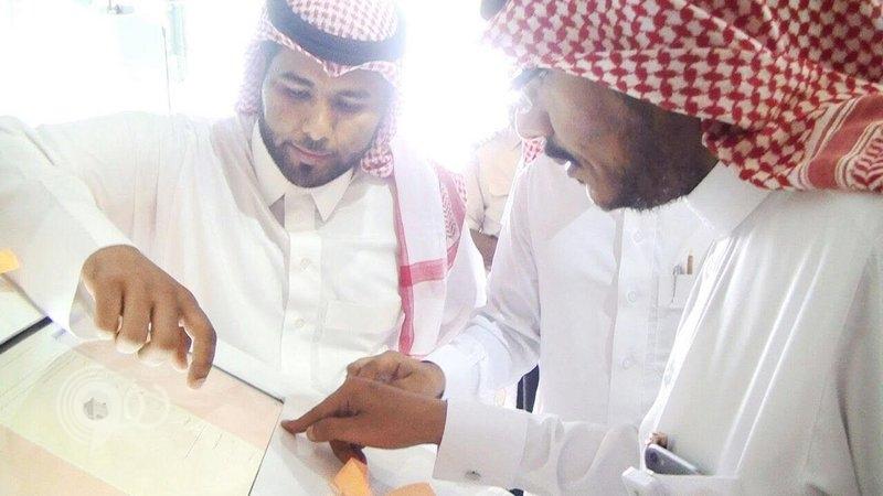 """مدير صحة جازان يدشن خدمة """"صوت المواطن"""" بمستشفى الملك فهد المركزي"""