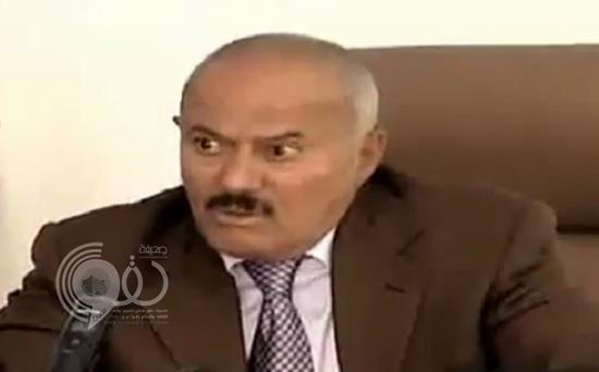 """المخلوع صالح: مستعدون للسلام مع المملكة في إطار """"لا ضرر ولا ضرار"""""""