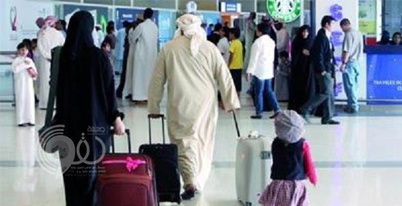 منع مواطن سعودي من دخول أمريكا لمدة 5 سنوات بسبب صورة رئيس عربي!