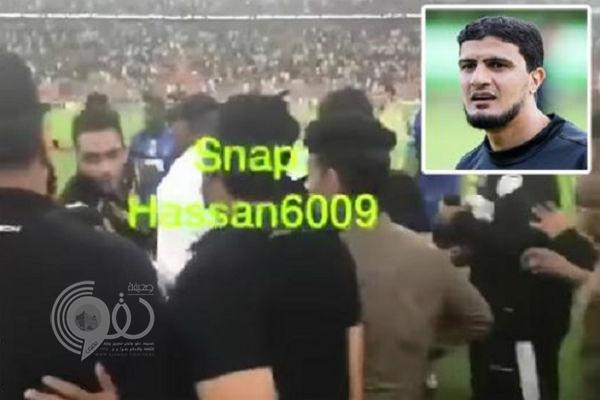 فيديو: جماهير النصر تشعل مواقع التواصل بسبب المفرج