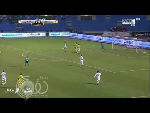 بالفيديو :الخليج يفرض التعادل على الأهلي بهدفين لكلا منهما