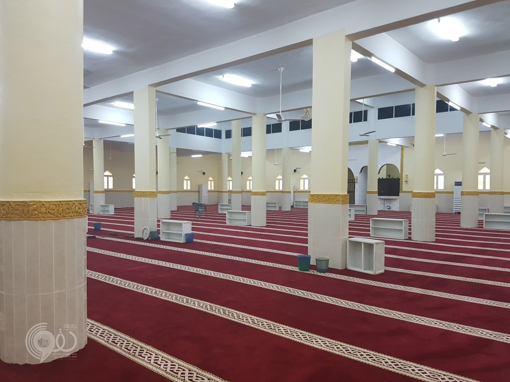 بالصور بعد مايقارب العامين الجمعه القادمة أول جمعة بجامع فهد الريس بمركز الحقو