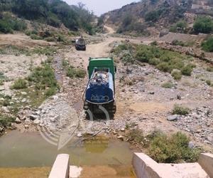 جازان : منع وصول مياه الصهاريج الملوثة لمنازل هروب