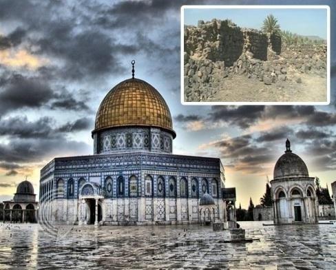 كاتب سوري: المسجد الأقصى الحقيقي موجود بالسعودية والحالي لم يكن موجودا بعهد النبي!