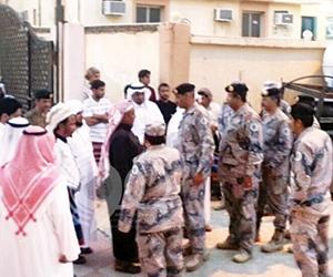 محافظة الريث تشيع الشهيد الحنشي
