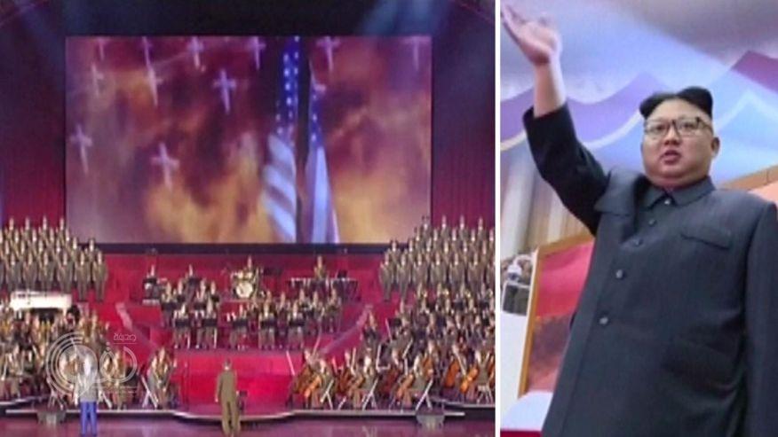 بالفيديو: دمار شاشاتي لمدن أمريكية مسحتها الصواريخ الكورية من الوجود