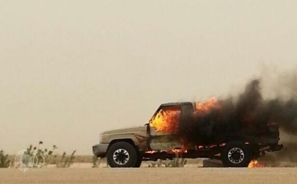 """""""جيب شاص محترق ومصير سائقه مجهول"""".. تفاصيل اختفاء مواطن يعمل بجهة عسكرية في جدة !"""