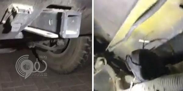 فيديو: هكذا أوقف عمل سحري سيارة سيدة عُمانية فجأة!