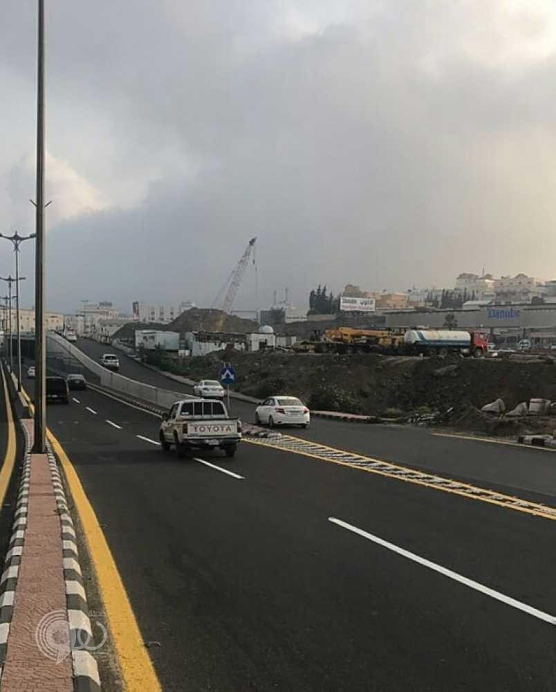 أبها: البدء في مشروع جسر الربط مع طريق جازان