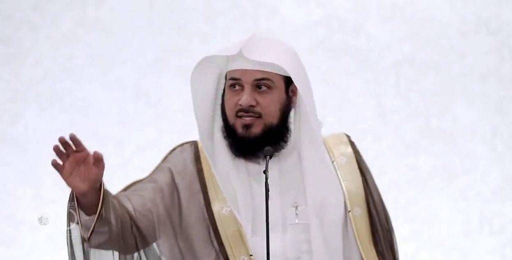 """الداعية """" العريفي"""" يخرج عن صمته ويعلق لأول مرة عن الأزمة القطرية"""