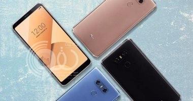 LG تعلن رسميا عن هاتفها الجديد G6 بلس برامات أفضل وذاكرة أكبر