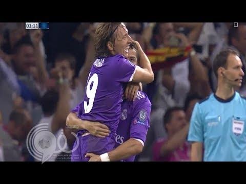بالفيديو : ريال مدريد يهزم يوفنتوس برباعية ويحرز لقبه الثاني عشر في دوري الأبطال