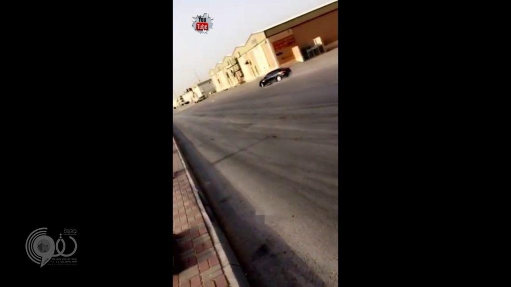 فيديو: القبض على فتاة رافقت شباب في تجمع للتفحيط في نهار رمضان بالرياض