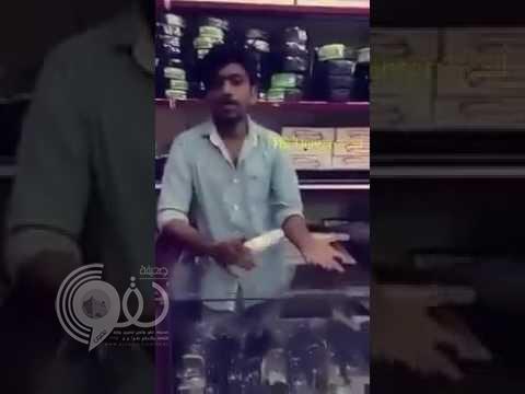 بالفيديو : بائع يتعرض لإطلاق نار لأنه يبيع رسيفر بي إن سبورت!