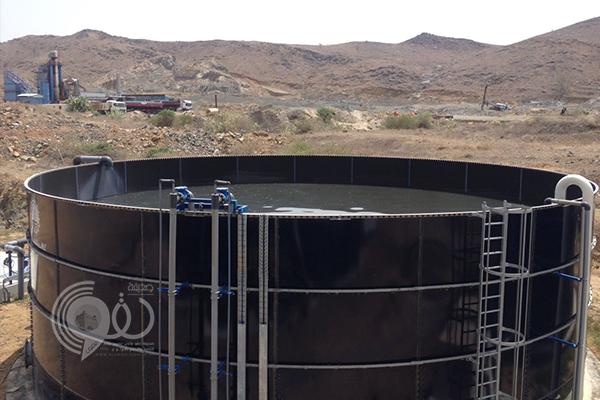 خلال 4 اشهر.. مياه جازان تقلص المشاريع المتعثرة إلى 27 مشروعًا