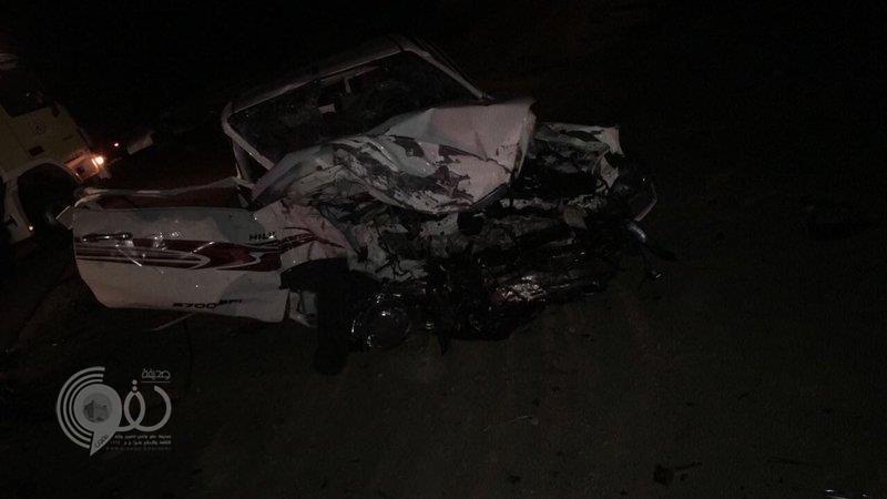 مصرع 9 أشخاص من مركز الحقو بينهم 8 من أسرة واحدة في حادث مروع جنوب الليث