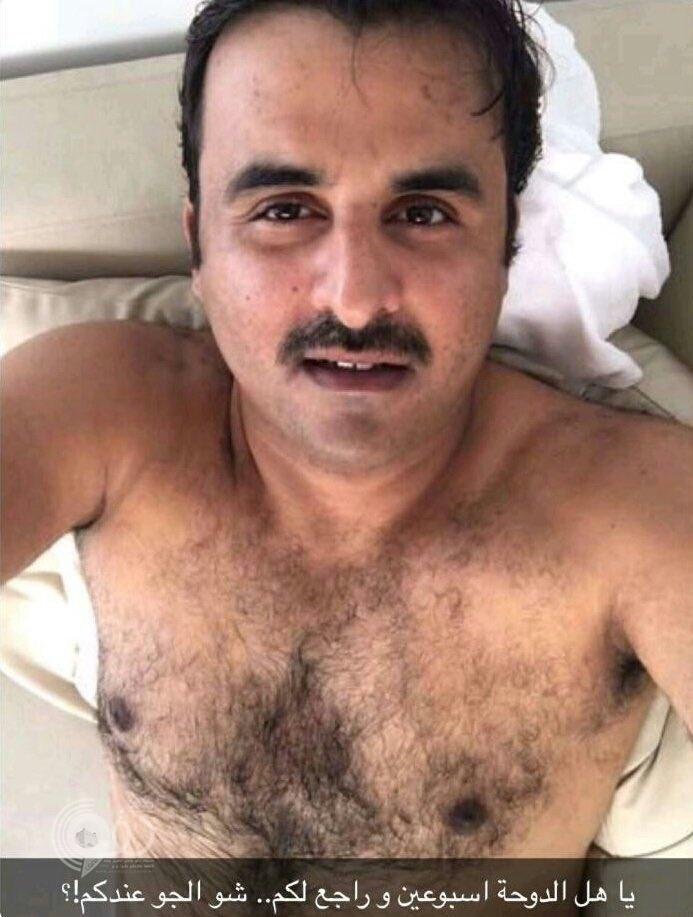 """مصادر : """"تميم"""" يطلق زوجته نورة الدوسري لاتهامها بتسريب صورته العارية !"""