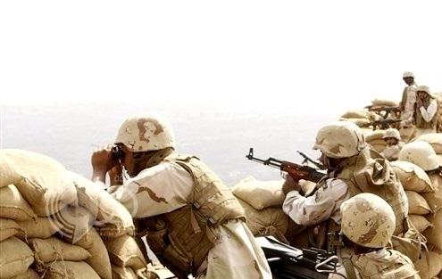 القوات السعودية تصد هجوماً لمليشيات الحوثي قبالة الحرث والطوال