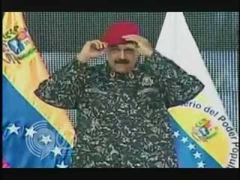 رئيس فنزويلا: أنا صدام حسين الحقيقي -فيديو
