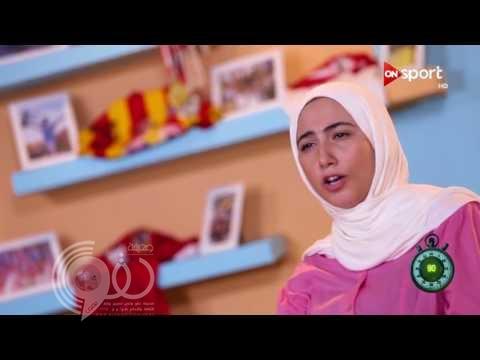 """شاهد: مذيعة مصرية تسخر من """"النصر"""" بعد نتائجه الهزيلة في البطولة العربية!"""