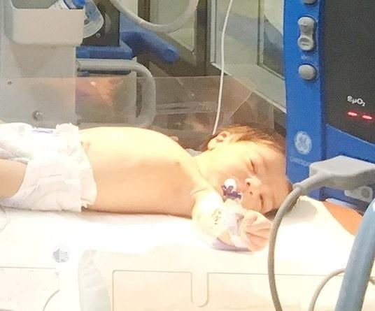 """تعرف على القصة الكاملة لواقعة خطف """"مولود مستشفى الملك خالد المختطف"""""""