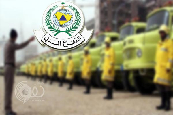 نشر نتائج القبول النهائي لوظائف الدفاع المدني