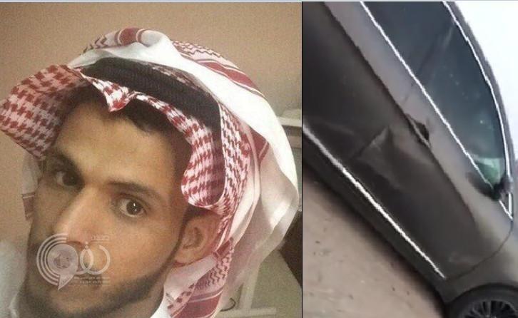 شاهد بالفيديو: تفاصيل مثيرة في اختفاء أحد منسوبي الحرس الوطني أثناء توجهه لعمله..وماذا وجدوا في سيارته؟