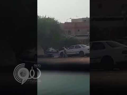 شاهد: مقطع فيديو يقود شرطة الرياض للقبض على لصوص السيارات