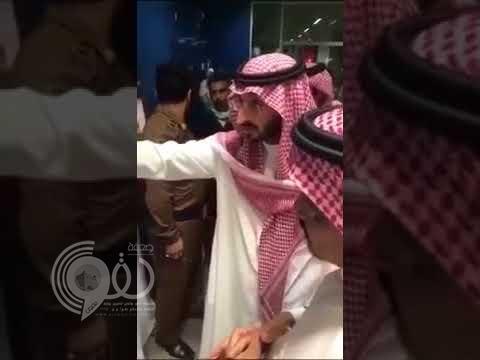 بالفيديو .. تعليق غاضب من نائب أمير مكة خلال جولة مفاجئة على صالات الحجاج