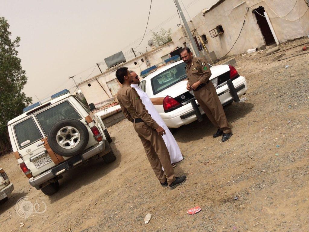 """شرطة مركز الحقو تُنفذ حملة أمنية واسعة """"وطن بلا مخالف"""" صباح اليوم – صور"""