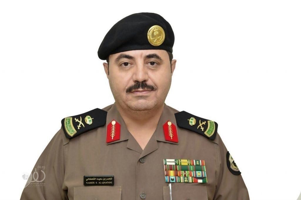 مدير شرطة منطقة جازان اللواء القحطاني : هنيئاً نعمة الأمن والأمان في أغلى الأوطان