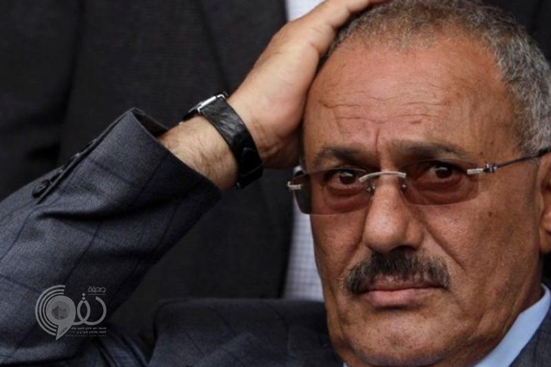 """""""الحوثي"""" يسيطر على قنوات """"المخلوع"""" ويضعه تحت الإقامة الجبرية"""