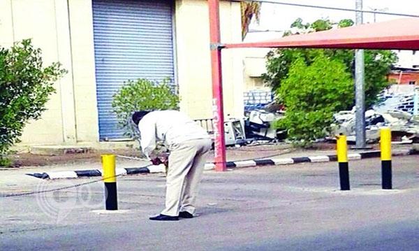 وافد عربي يتهجم على ممرضة بمستشفى الملك فهد.. وصحة المدينة تعلق!
