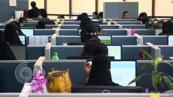 """""""العمل"""": توفير 80 ألف فرصة عمل للنساء في عدة قطاعات"""