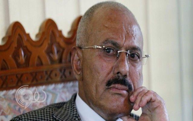 نشطاء حوثيون ينشرون صورة اعتقال حليفهم المخلوع علي عبدالله صالح.. صورة