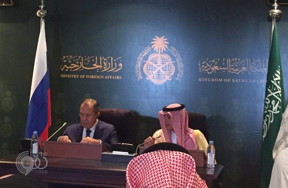 الجبير: قطر تعلم ما هو مطلوب منها..والأزمة مستمرة حتى توقف دعمها للإرهاب