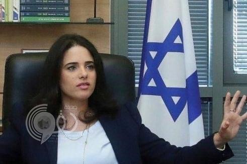"""وزيرة إسرائيلية لـ""""بشار الاسد """": إذا أردت البقاء على قيد الحياة فافعل هذا الأمر.. وإلا!"""
